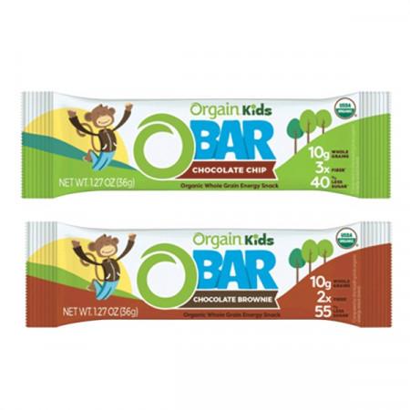 Orgain Kids O-BAR, proteinska pločica za decu, 10 x 36 g