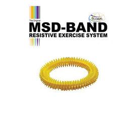 MSD Massage, prsten za masažu žuti