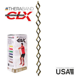 Thera Band CLX Loop Gold, fitnes traka
