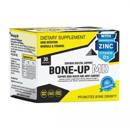 Bone up MD magnezijum, cink i kalcijum; 30 kesica