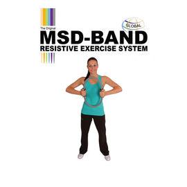 MSD Deluxe Pilates ring - prsten za pilates