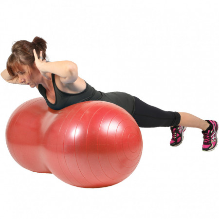 MSD lopta za fitnes AB kikiriki
