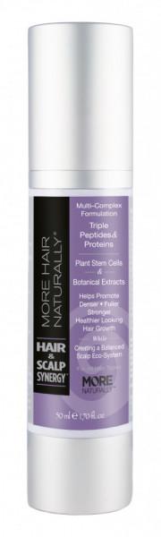 More Hair Naturally - Hair & Scalp Synergy