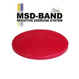 MSD Balance Trainer, balanser disk, crveni