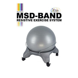 Slika MSD Fit Ball chair with metal braces