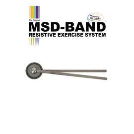 MSD Stainless steel goniometer, orthopedic goniometer