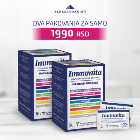 Akcija - 2 pakovanja Immunite po super ceni!