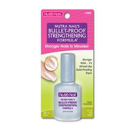 Nutra Nail Bullet Proof Strenght, jačajući lak za nokte