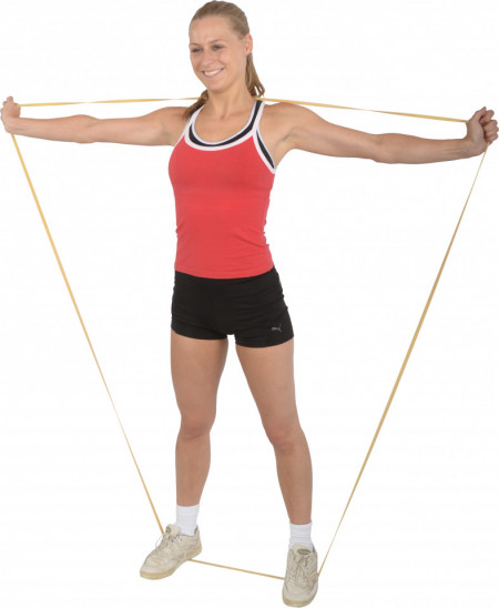 MSD band superloop thin elastična traka za vežbanje
