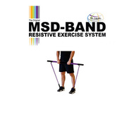 MSD Versa Gym Bar ekspander za vežbanje