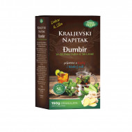Detox & Slim kraljevski napitak, đumbir napitak i zeleni čaj