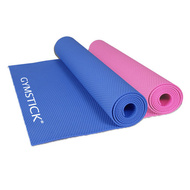 Gymstick exercise mat with carrying bag + DVD