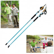 Gymstick Force 125 cm, fitness poles
