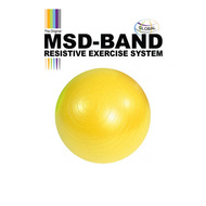 MSD AB Gym Ball, pilates lopta