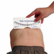 MSD Pedi-Scoliometer, skoliometar za merenje skolioze
