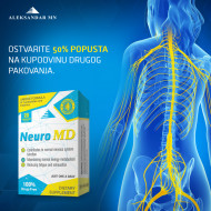 Neuro MD neuroprotector for nerve protection