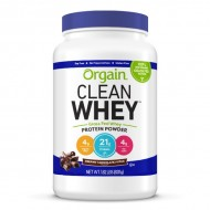 Orgain Whey protein u prahu, 828 g