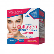 Super Collagen Beauty Direct (20 kesica) + Super Collagen Anti Age Shot GRATIS
