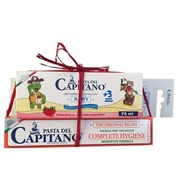 Del Capitano, toothpaste and toothbrush kit, 3+