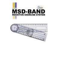 MSD Plastični goniometer