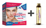 Super Collagen Beauty Direct, kolagen u kesici (20 kesica)