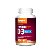 Jarrow Formulas Vitamin D3 100 softgel kapsula