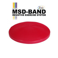 MSD Balance Trainer balance disc, red