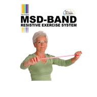 MSD Flex Tube, elastic exercise band