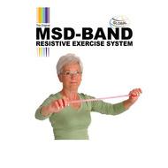 MSD Flex Tube, elastična traka za vežbanje