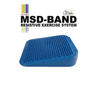 MSD Sitting Wedge balanser jastuk za sedenje, sa pumpom