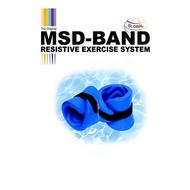 MSD Aquatic Ankle Float, pojas za plivanje za članke