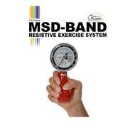 MSD Squeeze ručni dinamometar + reset 70 kg