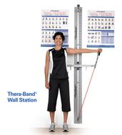Thera Band trenažna zidna stanica, sprave za vežbanje