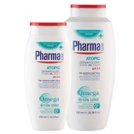 Pharmaline Atopic pH 5.5 shower gel 250 ml and 750 ml
