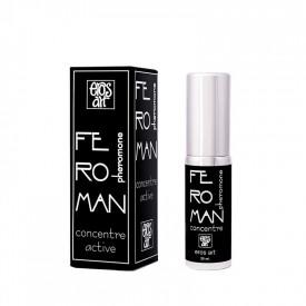 Parfum cu Feromoni, Erosart Feroman Concentrate Odorless 20ml