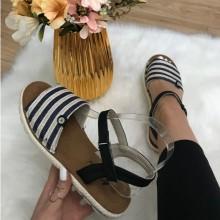Sandale dama albastre