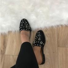 Papuci dama negri