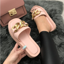 Papuci dama roz S216