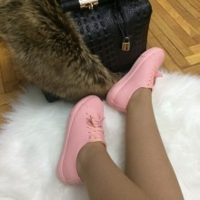 Tenesi dama roz cu fundita