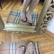 Sandale/cizme de vara bej