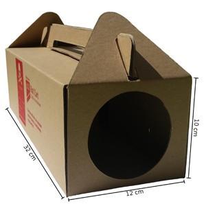 Statie Intoxicare Carton Mare