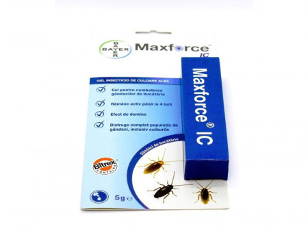 Insecticid Max Force IC gel, 5g, Bayer