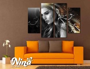 Slika na platnu Nina 227