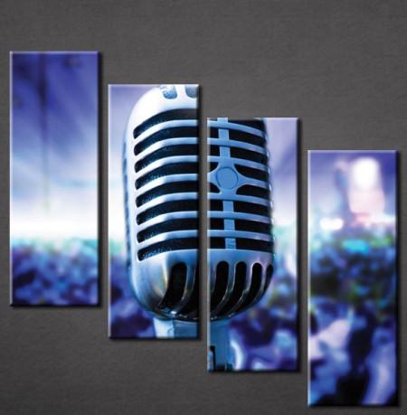 Slika na platnu Mikrofon Nina3035_4