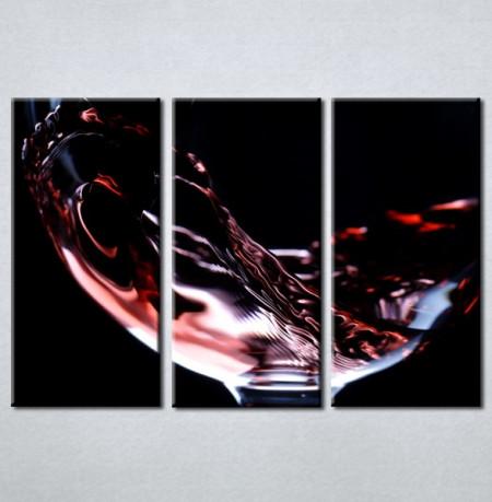 Slika na platnu Čaša vina Nina3047_3