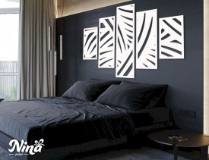 Dekor Nina Linije apstrakcija nd005_5