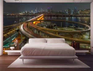 Foto tapeta most u Korei Tapet163