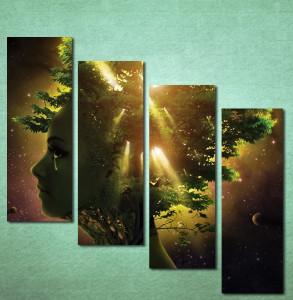 Slika na platnu Planeta Nina3072_4