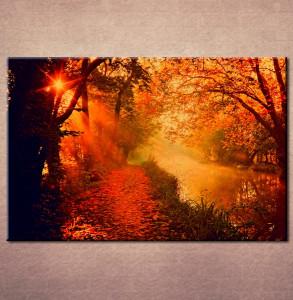 Slika na platnu Šuma i jesen Nina3008_ P