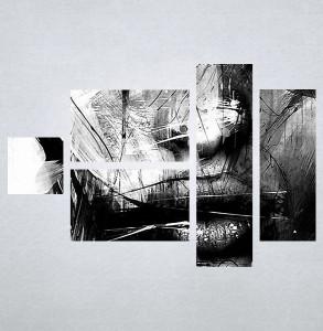 Slike na platnu Apstrakcija Nina162_5
